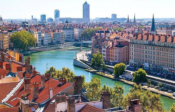 Lyon, dynamique et gourmande