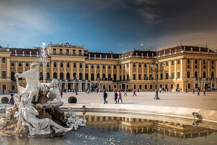 Schönbrunn Palace, Vienne, Autriche