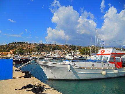 Port de Plaisance de San Vito Lo Capo en Sicile