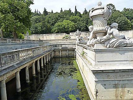 Les Jardins de la Fontaine à Nîmes