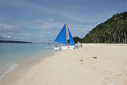 Puka Shell Beach, seuls au monde