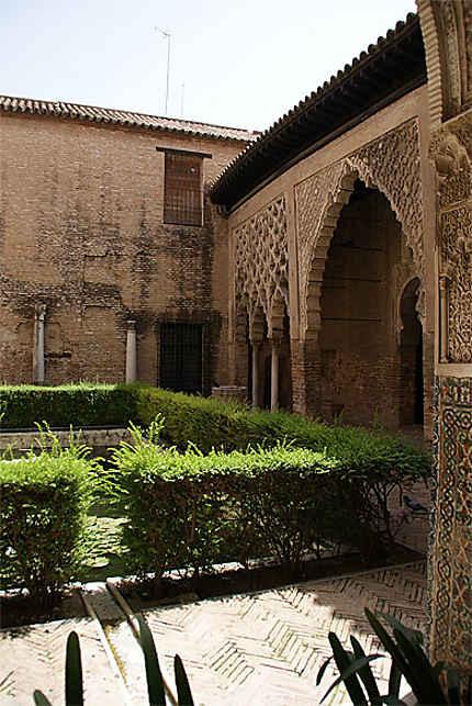Reals Alcazares - La Salle de Justice