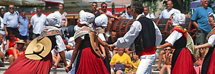 Les terroirs de France en fête