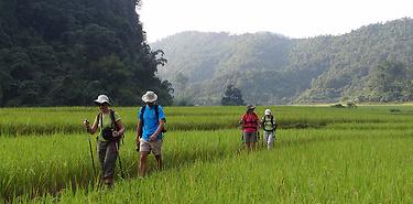 Randonnée de Mai Chau à Pu Luong - 6J/5N