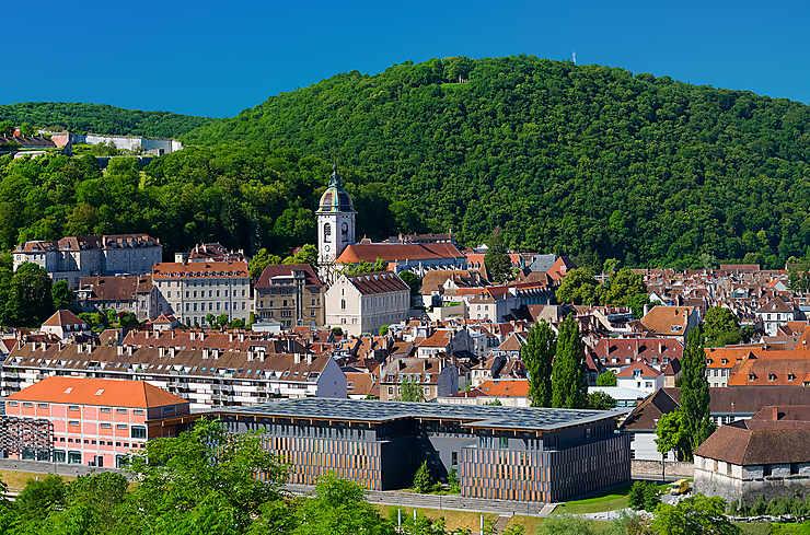 Besançon, 5 raisons d'y aller