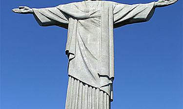 Christ rédempteur du Corcovado