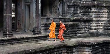 Au coeur de la civilisation khmer - 12J/11N