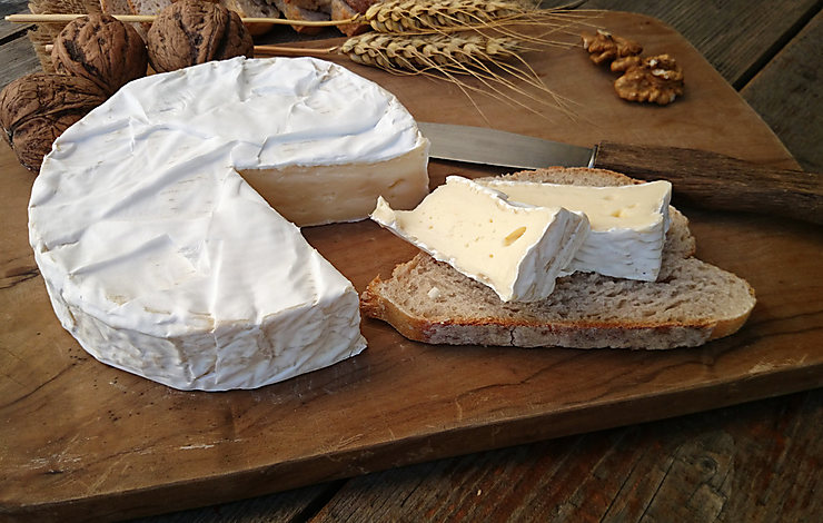 Le Coulommiers, prince des fromages (Seine-et-Marne)