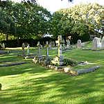 Cimetière en herbe