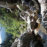 Cours d'eau à Drimonas