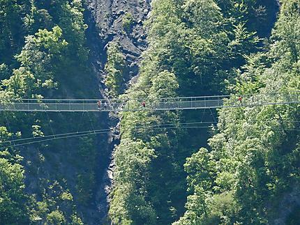 Passerelles Himalayennes du Monteynard