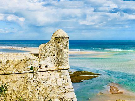 Un Fort sur la mer