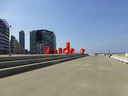 Art à Ostende