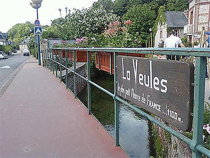 Plus petit fleuve de France!