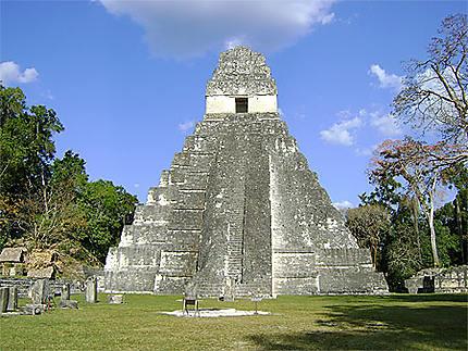Tikal: le temple I