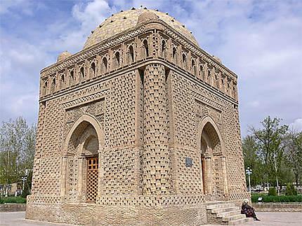 Le mausolée des Samanides à Boukhara
