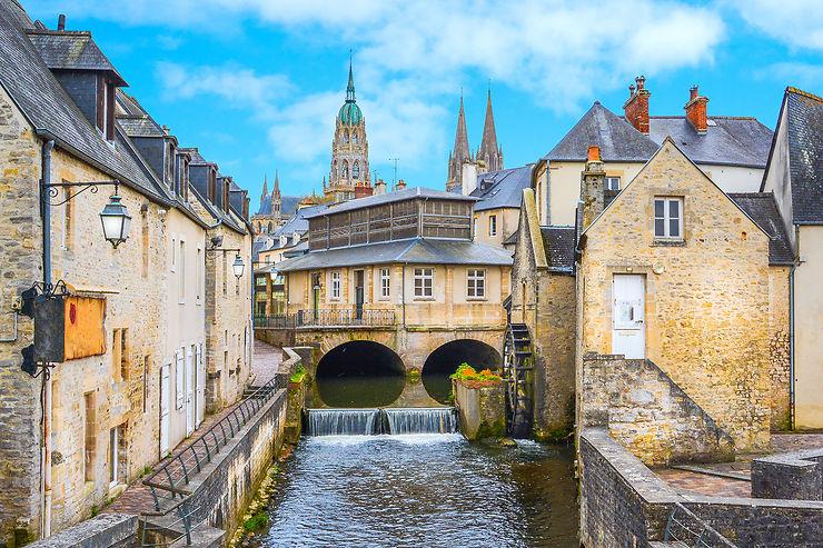 Bayeux et sa tapisserie