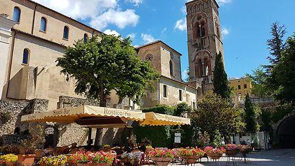 Place du Duomo à Ravello