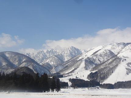 Les Alpes japonaises, Nagano