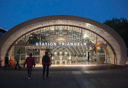 Triangeln Station