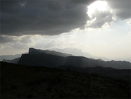 Djebel Shams