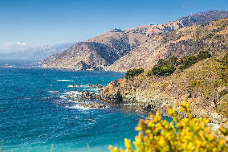 Californie, sur la Route 1