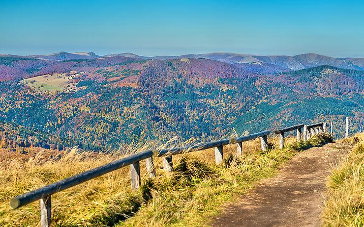 Alsace - La Navette des Crêtes : visiter les Vosges sans voiture