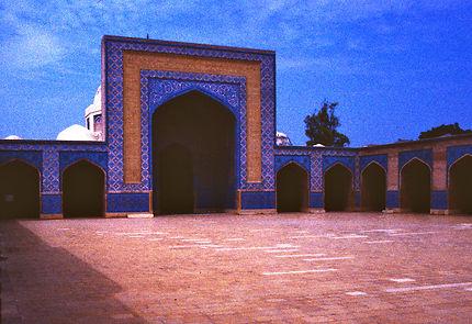 Magnifique Mosquée Shah Jahan