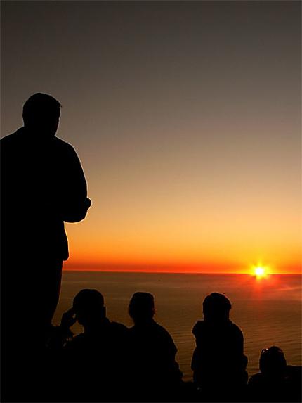 Afrique du Sud - Table Mountain (pensif...)
