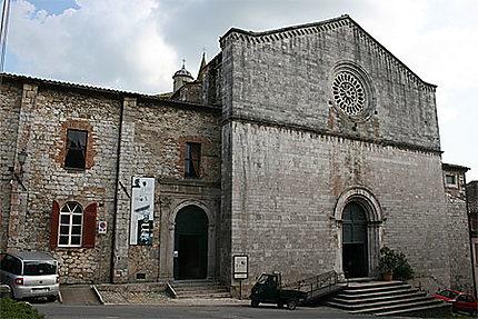 Une église d'Amelia
