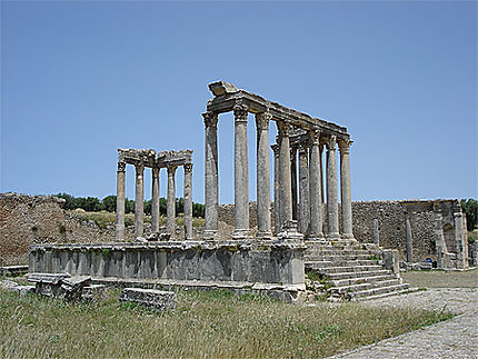 Temple de Junon Caelestis