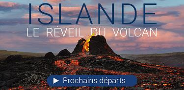 Éruption ! Cap vers l'Islande - 5 jours