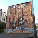 Fresque murale