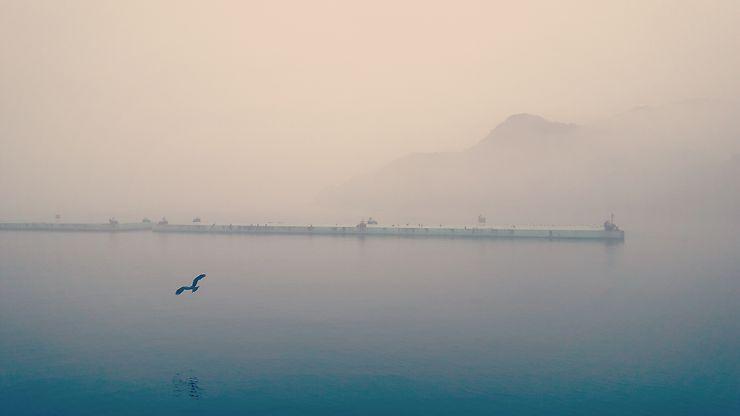 Mystérieuse mer intérieure, Japon