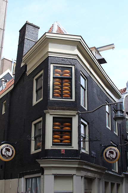 Magasin de gouda à Amsterdam