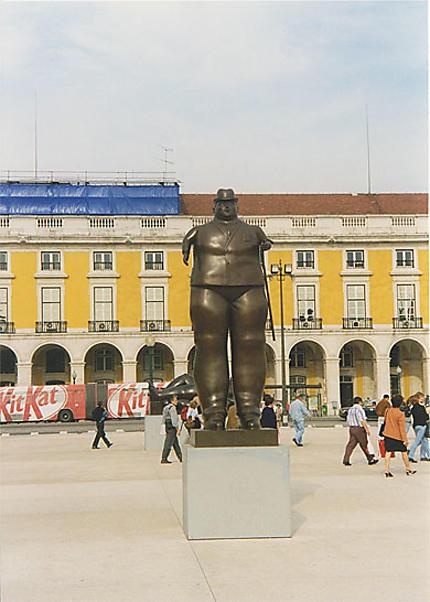 Sculpture de Botero