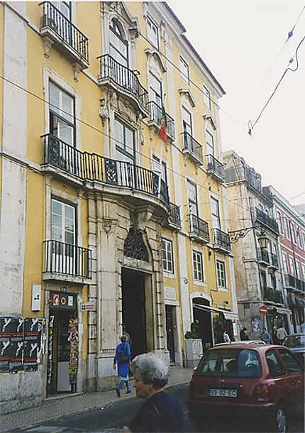 Rua São Pedro de Alcântara