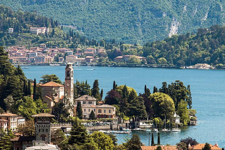Lac de Côme - Italie