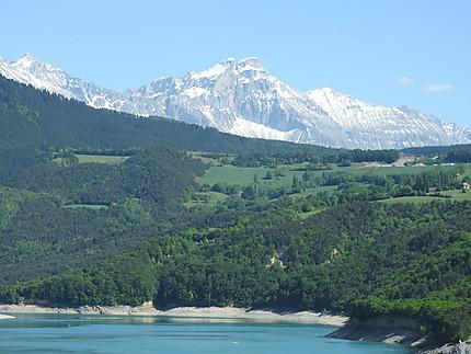 Lac du Monteynard
