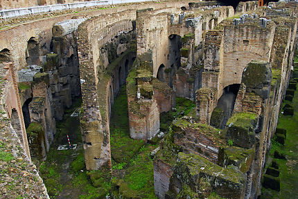 Le Colisée, Rome