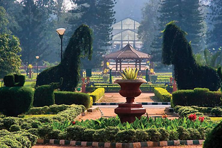 Bangalore, Garden City