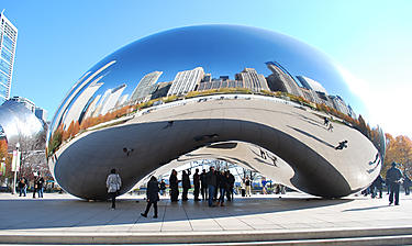 Cloud Gate (Millenium Park)