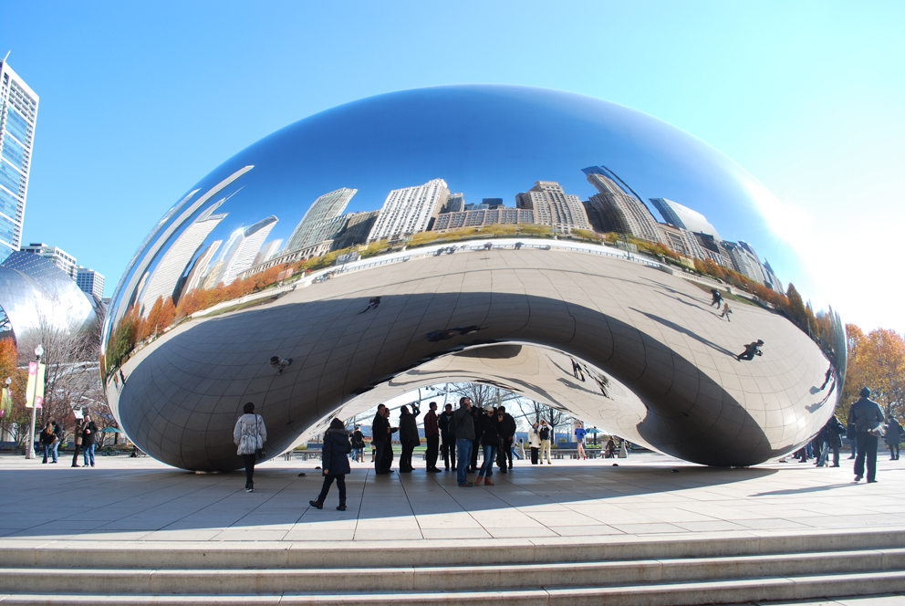 Cloud Gate - Chicago