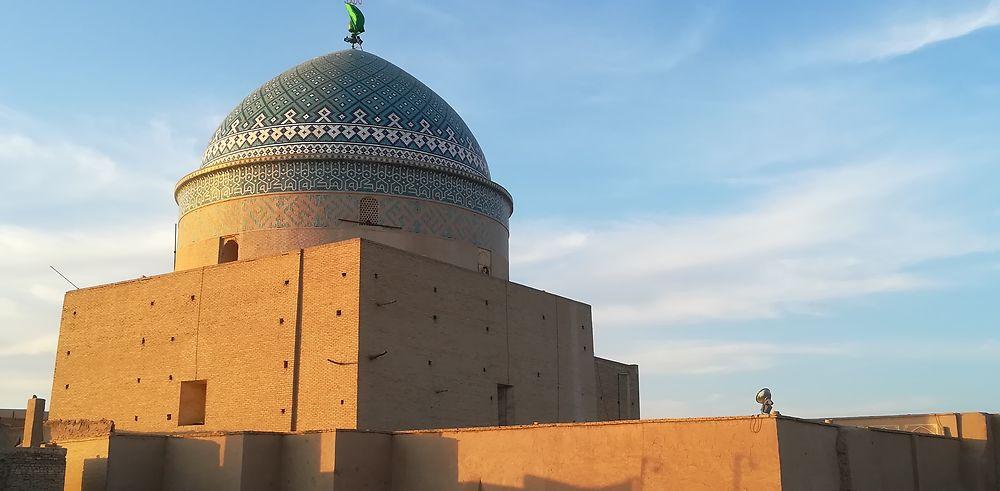 Yazd : une merveille entourée de déserts