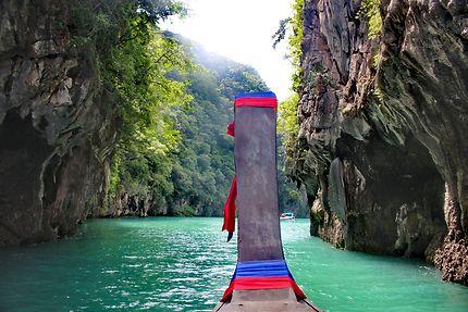 Krabi en Thaïlande