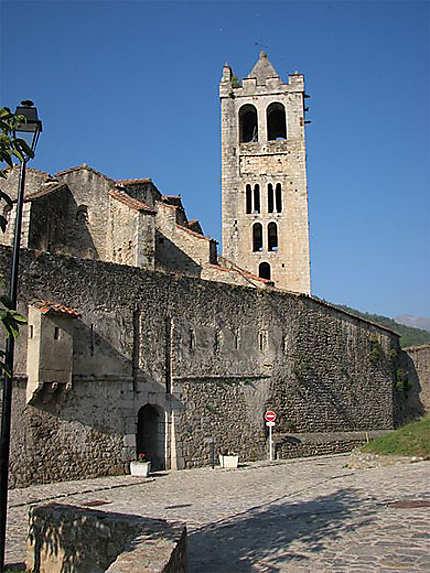 Eglise de Prats-de-Mollo