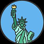 US et COUTUMES en Espagne dans VOYAGES TOUT SAVOIR newyork.sq150