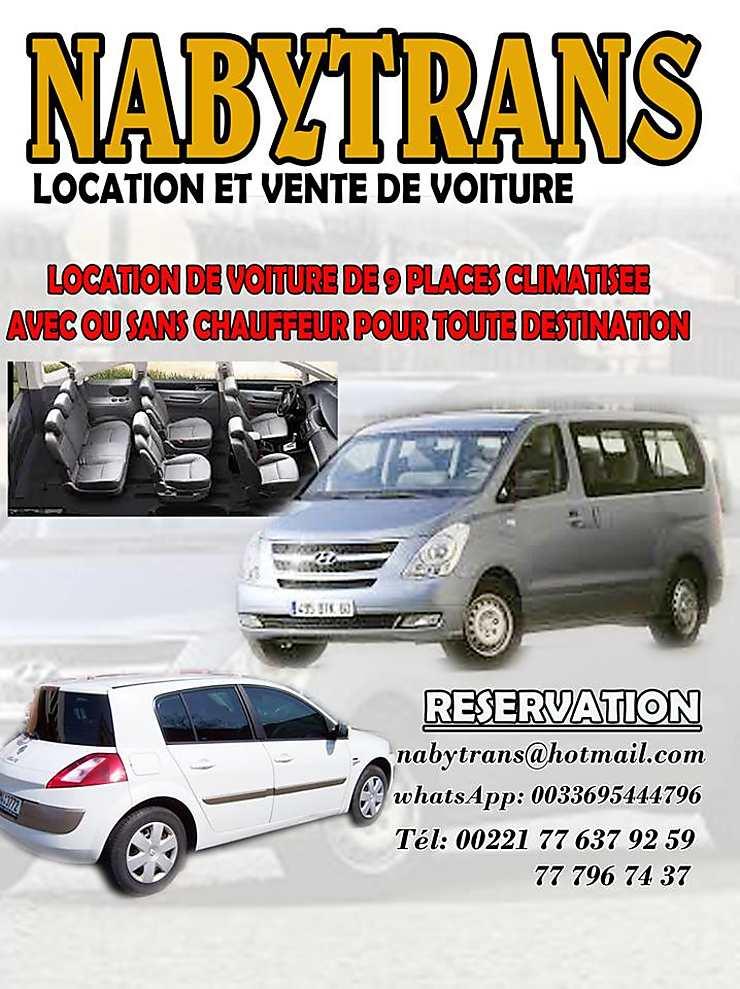 location de voiture dakar vers st.-louis : forum sénégal - routard
