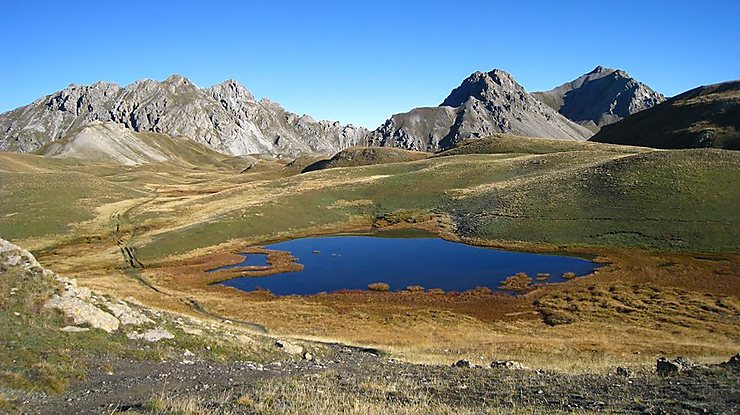 ou aller dans les alpes en aout? queyras? : forum alpes - routard
