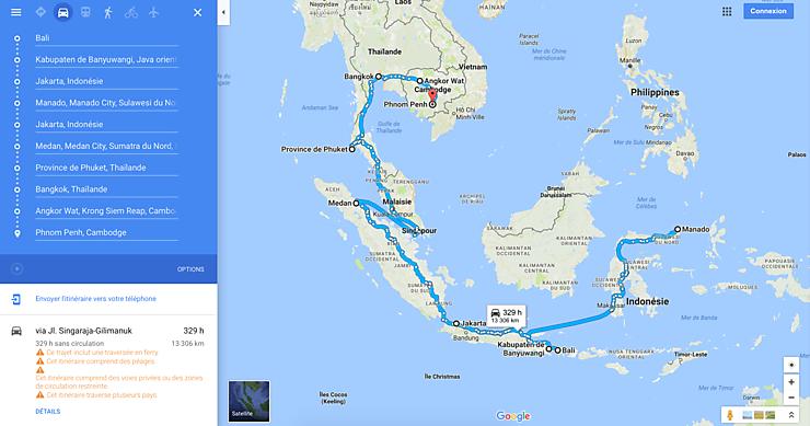 Indonésie - Thailande - Cambodge : Forum Indonésie - Routard.com